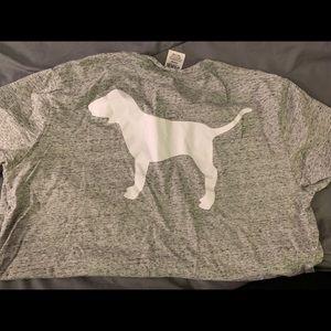VS Pink T-shirt (size m) new
